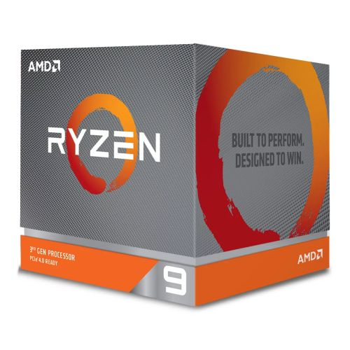 AMD Ryzen 9 3900X CPU with Wraith Prism RGB Cooler