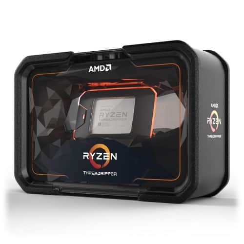 AMD Ryzen Threadripper 2 2970WX