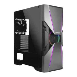 Antec DA601 Dark Avenger Gaming Case with Window