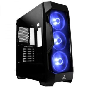 Antec DF-500 RGB Gaming Case with Front & Side Windows