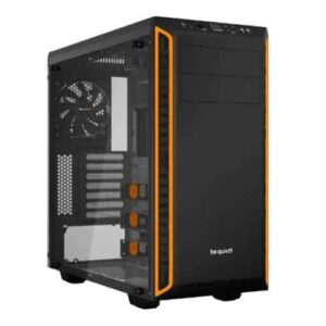 Be Quiet! Pure Base 600 Gaming Case with Window