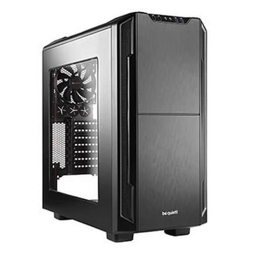 Be Quiet! Silent Base 600 Gaming Case with Window