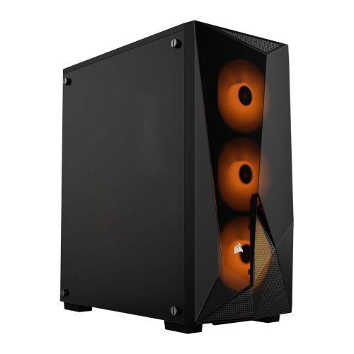 Corsair Carbide Series SPEC-DELTA RGB Gaming Case with Tempered Glass Window