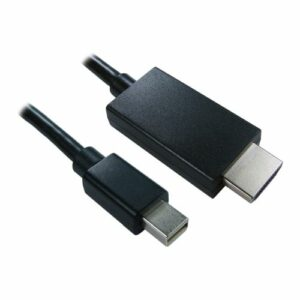 Spire Mini DisplayPort Male to HDMI Male Converter