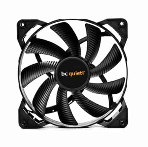 Be Quiet Bl039 Pure Wings 2 Pwm Case Fan 12cm Rifle Bearing Dragonblaze
