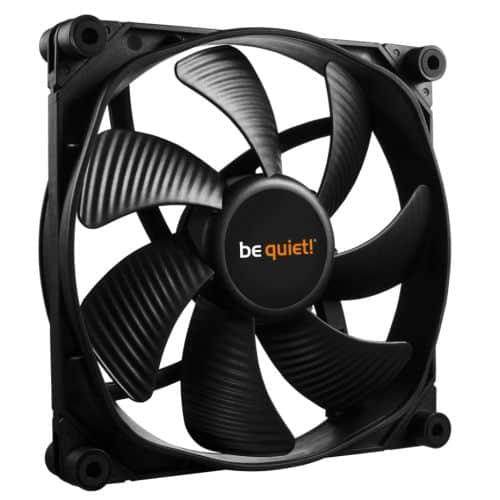 Be Quiet (BL071) Silent Wings 3 PWM High Speed Case Fan
