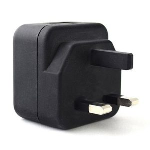 Pama 3-pin Plug UK USB Charger