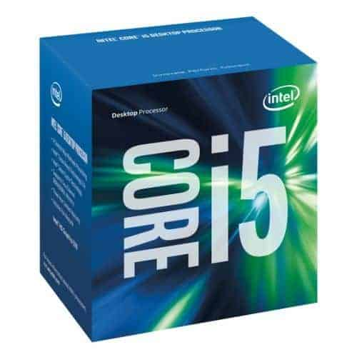 Intel Core I5-7400 CPU