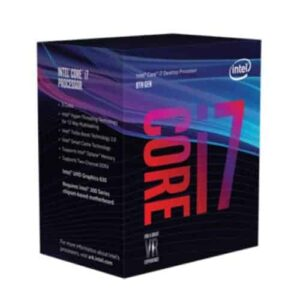 Intel Core I7-8700 CPU