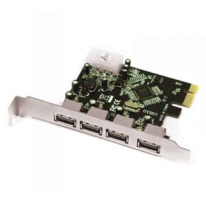 Approx (APPCIE4P) 4-Port USB 3.0 Card