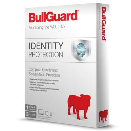 Bullguard Identity Protection - Single