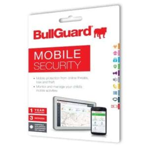 Bullguard New Mobile Internet Security - 25 Pack