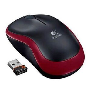 Logitech M185 Wireless Notebook Mouse