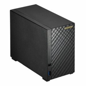 ASUSTOR AS1002T V2 2-Bay NAS Enclosure (No Drives)