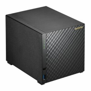 ASUSTOR AS1004T V2 4-Bay NAS Enclosure (No Drives)