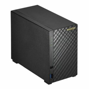 ASUSTOR AS3102T V2 2-Bay NAS Enclosure (No Drives)