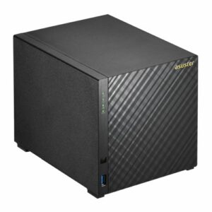 ASUSTOR AS3204T V2 4-Bay NAS Enclosure (No Drives)