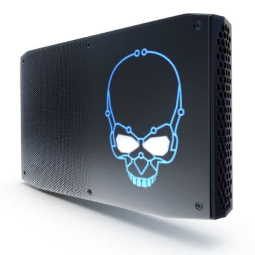 Intel NUC Hades Canyon i7 Gaming Barebone