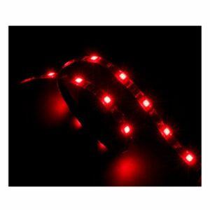 Akasa Vegas Red LED Light Strip