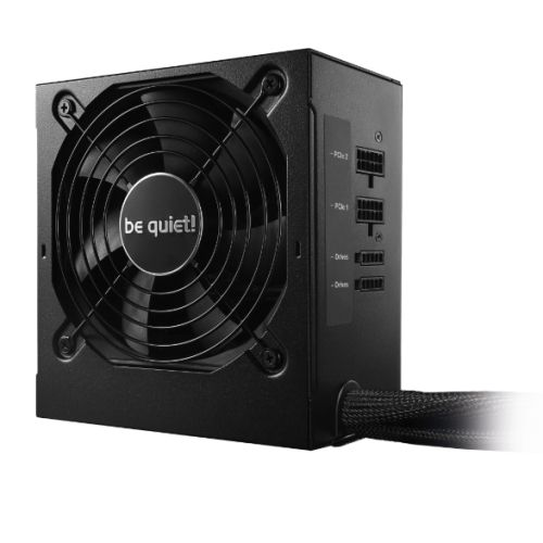 Be Quiet! 500W System Power 9 CM PSU