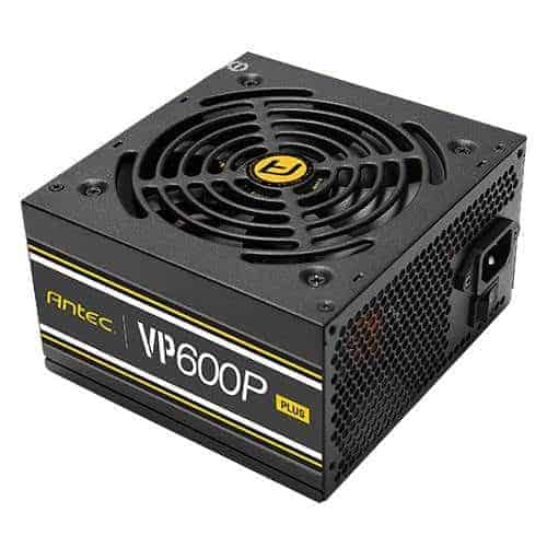 Antec 600W VP600P PLUS PSU
