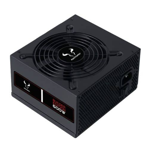 Riotoro 600W Builder Edition PSU
