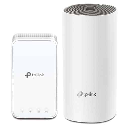 TP-LINK (DECO E3) Whole-Home Mesh Wi-Fi System with Extender
