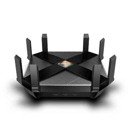 TP-LINK (Archer AX6000) AX6000 (1148 + 4804Mbps) Wireless Dual Band Router