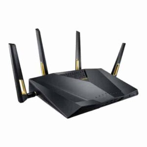 Asus (RT-AX88U) AX6000 (1148 + 4804Mbps) Wireless Dual Band Gaming Router