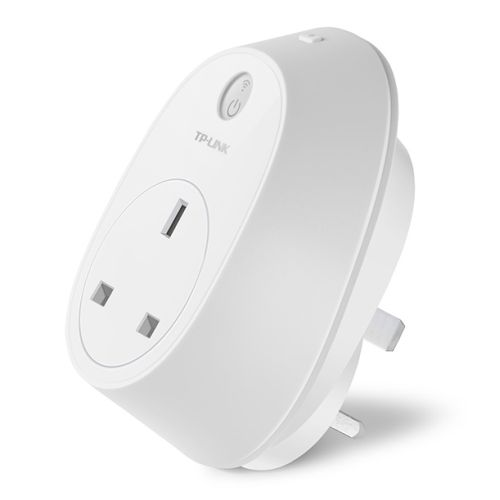 TP-LINK (HS110 V2.0) Wi-Fi Smart Plug with Energy Monitoring