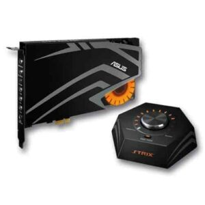 Asus STRIX RAID DLX Gaming Soundcard