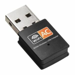 Jedel AC600 (433+150) Wireless Dual Band Nano USB Adapter